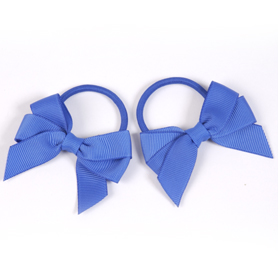4 School - Hair Elastic Bow