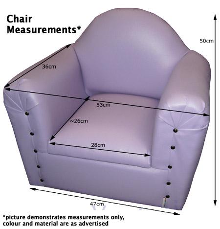 Mini Single Armchair